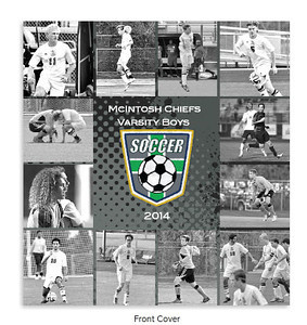 Team yearbooks (soccer) for purchase