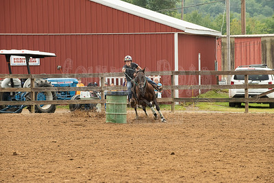 McKean County Fair Horse & Pony Barrel Show-August 16, 2018-Unedited