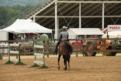 McKean County Fair Horse & Pony Judging-Trail Show-August 16, 2018-Unedited