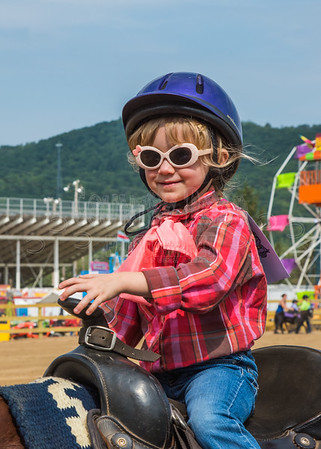 McKean County Fair Horse and Pony Judging Show-August 17, 2017