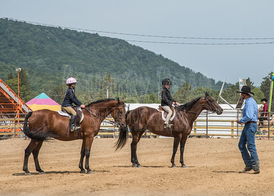McKean County Fair Horse and Pony Judging-8 17 17-5741
