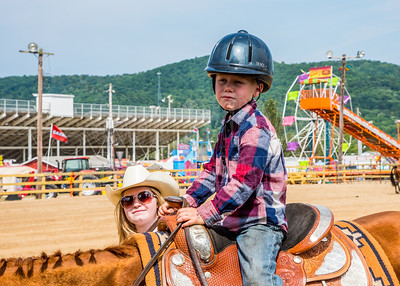 McKean County Fair Horse and Pony Judging-8 17 17-5719