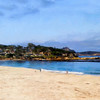 Carmel Beach 28x52