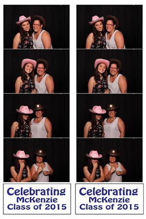 McKenzie Grad Party