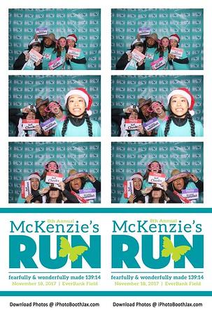 McKenzie's Run
