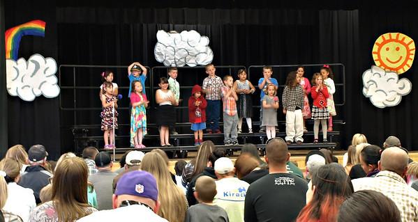 McKinley School Spring Party 2014