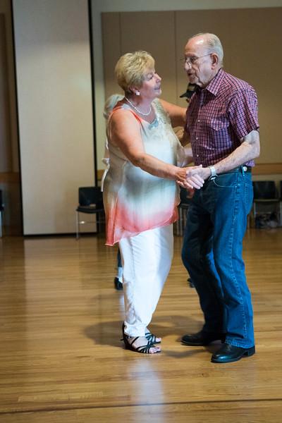 dance at McK senior center