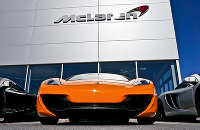 McLaren West Chester,Pa