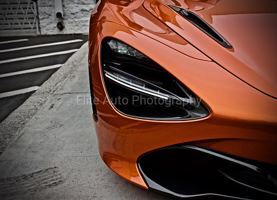 Eye of the Tiger- McLaren 720S