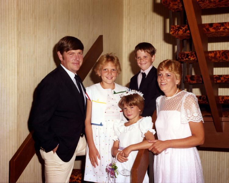 McLaughlin Family Pictures