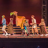 Joseph and the Technicolor Dreamcoat Dress Rehearsal