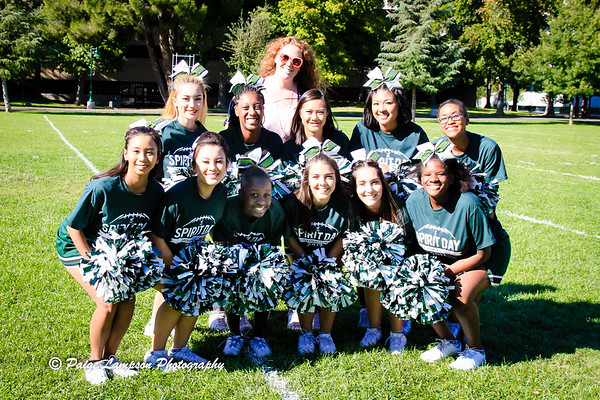 Sac State Spirit Day