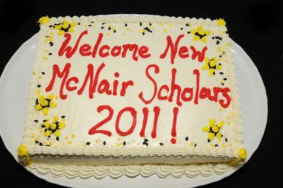 New Scholars 2011