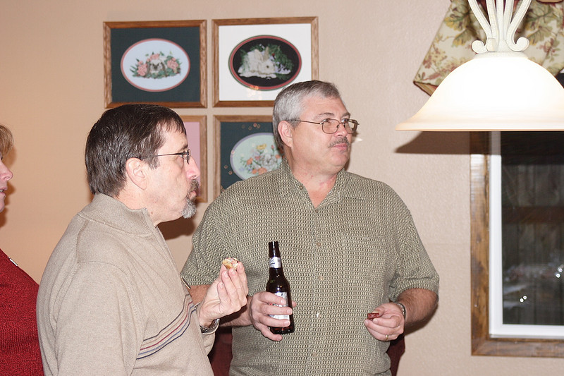 Terry Murphy, Larry Thies