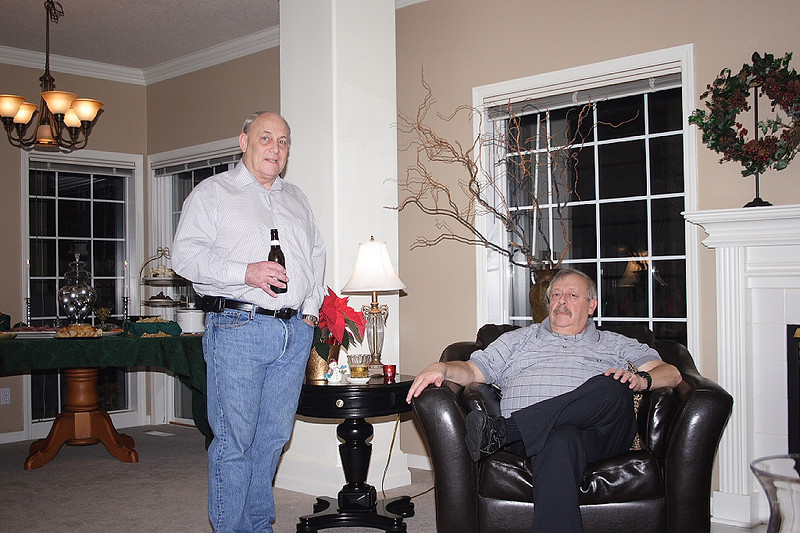 Bob Cunningham, Roger Sebern