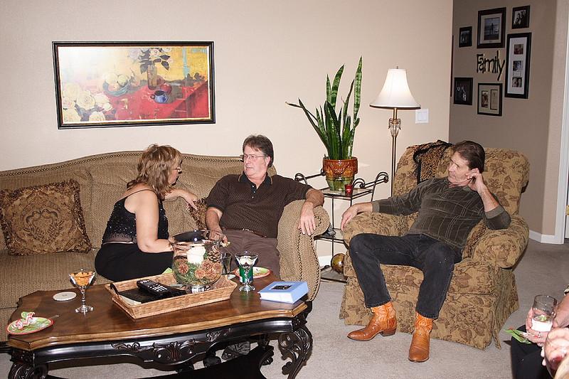 Sharon Cooke, Randy Cooke, Steve Ray
