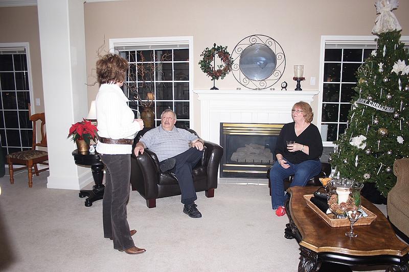 Marlene Rowland(Wellin), Roger Sebern, Lori Sebern