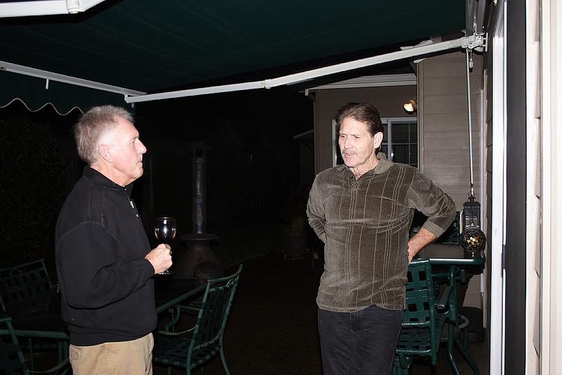 Ed Hyden, Steve Ray