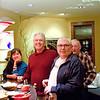 Tik & Greg Barnwell, Larry Thies, and Greg Pierce