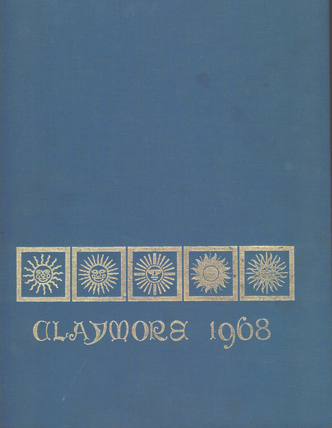 Claymore 1968 cover