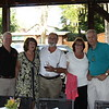Ron & Sue Sandstrom, Bob Kitchen, Peggy Thies, Greg Barnwell, and Larry Thies