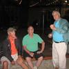 Wayne Wellin, Bob Kitchen, and Greg Barnwell