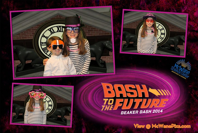 McWane Science Center Bash to the Future 2014