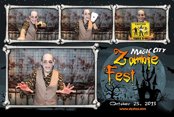 Magic City Zombie Fest 2013