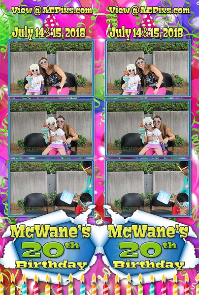 McWane Science Center 20th Birthday Celebration