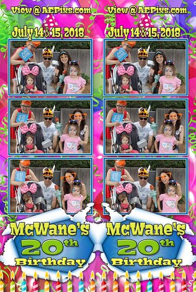 McWane Science Center 20th Birthday Celebration