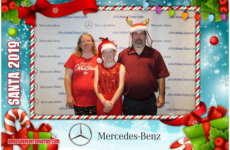 McWane Science Center Science Mercedes Day 2019