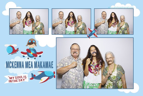 Mckenna's Graduation Party (Fusion Photo Booth)