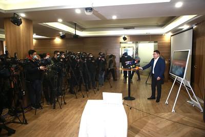 2021 оны хоёрдугаар сарын 10. Эдийн засагч Л.Наранбаатар залилангийн гэмт хэргийн талаар мэдээлэл хийлээ.  ГЭРЭЛ ЗУРГИЙГ Д.ЗАНДАНБАТ/MPA