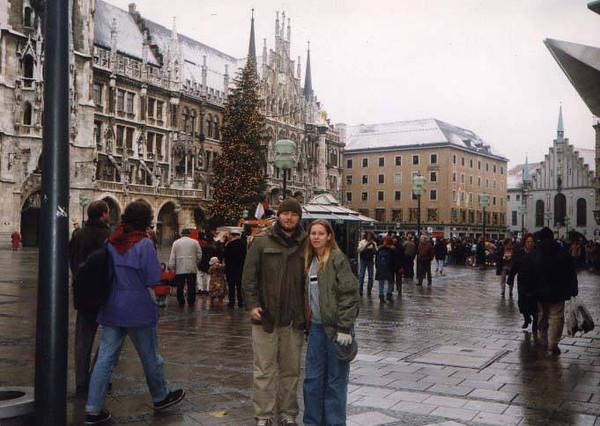 Glockenspiel Munich 1998
