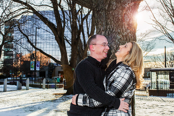 Maine Engagement Photographers - Peter Greeno Photography