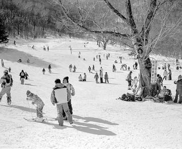 Akagi Ski Slope