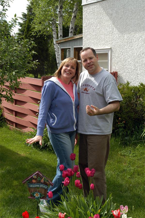 Wendy & Me in Brainerd