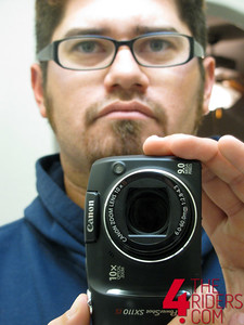 just me and the new camera!