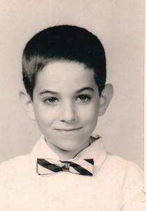 2nd grade fall 1958