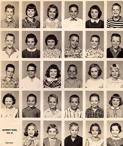 FHS 3rd Grade, 4th in top row.