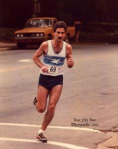 Rose City (Thomasville, GA) 10Km, 1982.