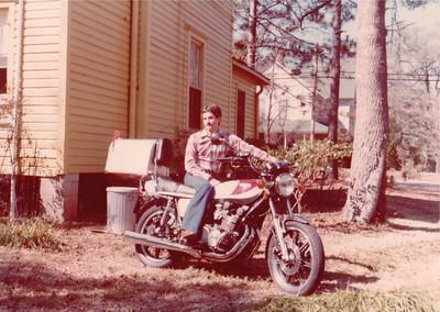 Thomasville post office 1979