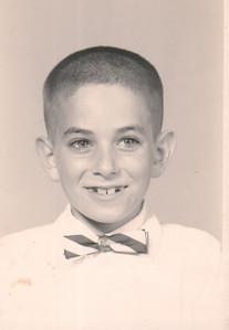 3rd grade fall 1959
