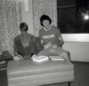 Ricky and John