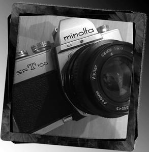 My first camera ....