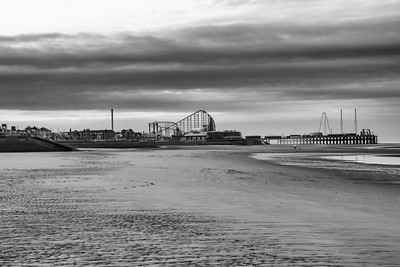 South Pier and Pleasure Beach