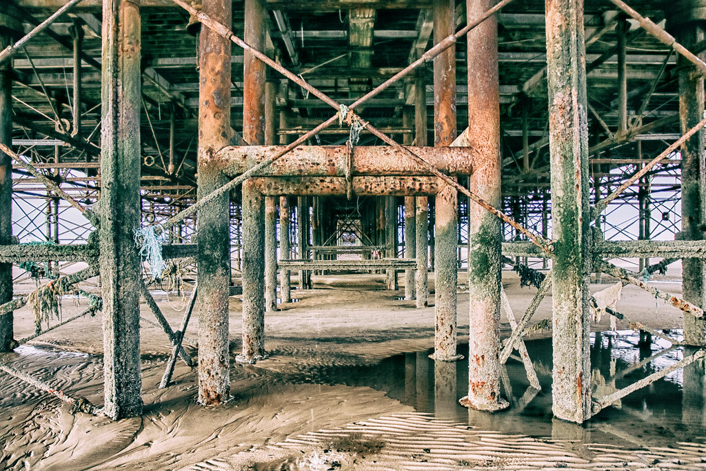 Underbelly Central Pier