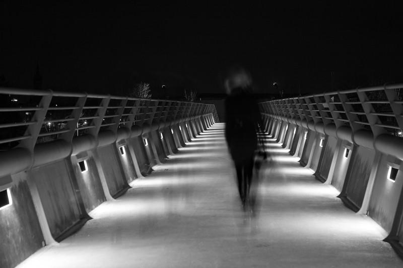 Blonde on a bridge..jpg