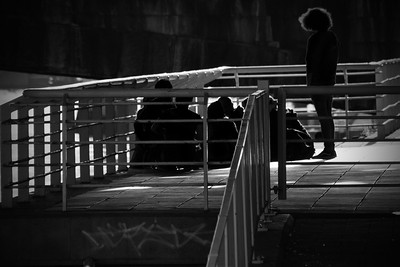 The under the bridge gang