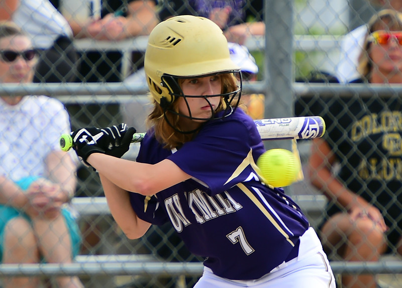 Mead at Holy Family Softball